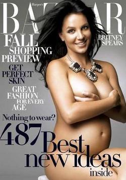 Britney_pregnant